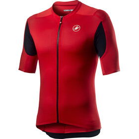 Castelli SuperLeggera 2 Jersey Korte Mouwen Heren, red
